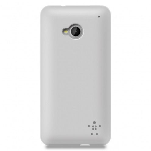 Belkin® Grip Sheer Matte Case Clear for HTC One M7