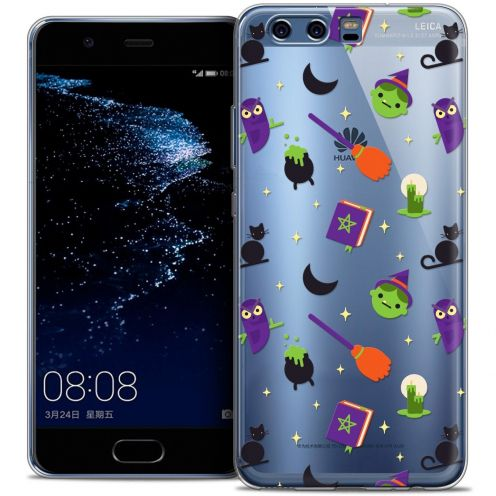 Coque Crystal Gel Huawei P10 Extra Fine Halloween - Witch Potter