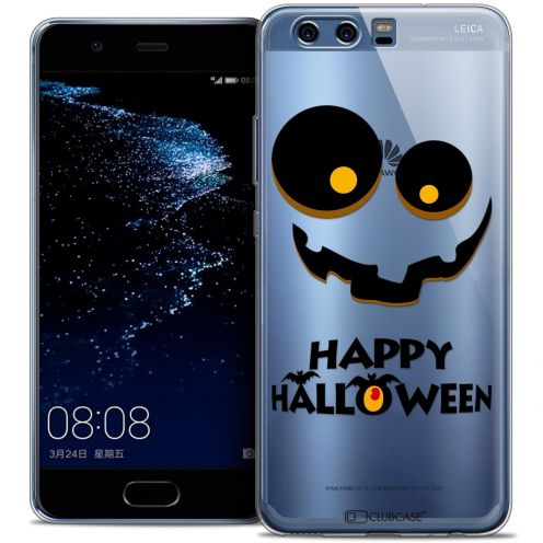 Coque Crystal Gel Huawei P10 Extra Fine Halloween - Happy