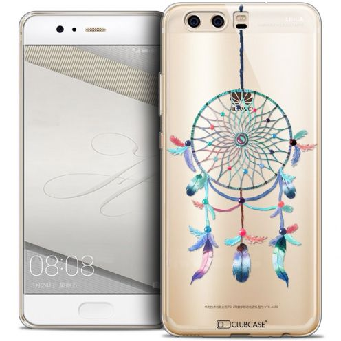 Coque Crystal Gel Huawei P10 Extra Fine Dreamy - Attrape Rêves Rainbow
