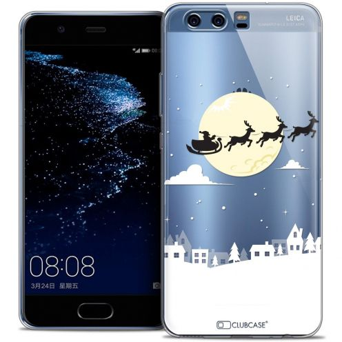 Coque Crystal Gel Huawei P10 Extra Fine Noël 2016 - Flying Stanta