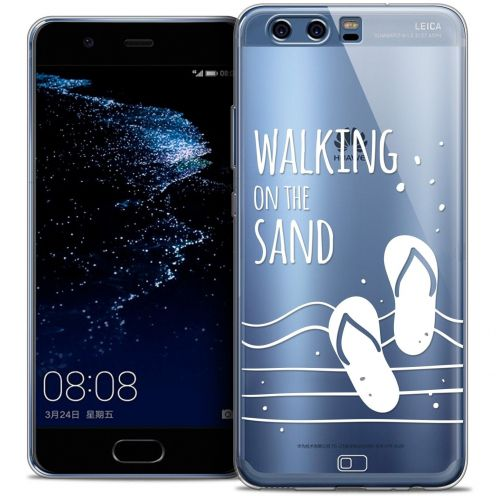 Coque Crystal Gel Huawei P10 Extra Fine Summer - Walking on the Sand