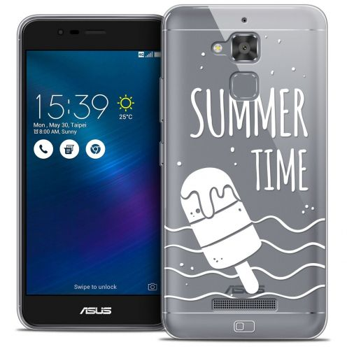 """Coque Crystal Gel Asus Zenfone 3 Max ZC520TL (5.2"""") Extra Fine Summer - Summer Time"""